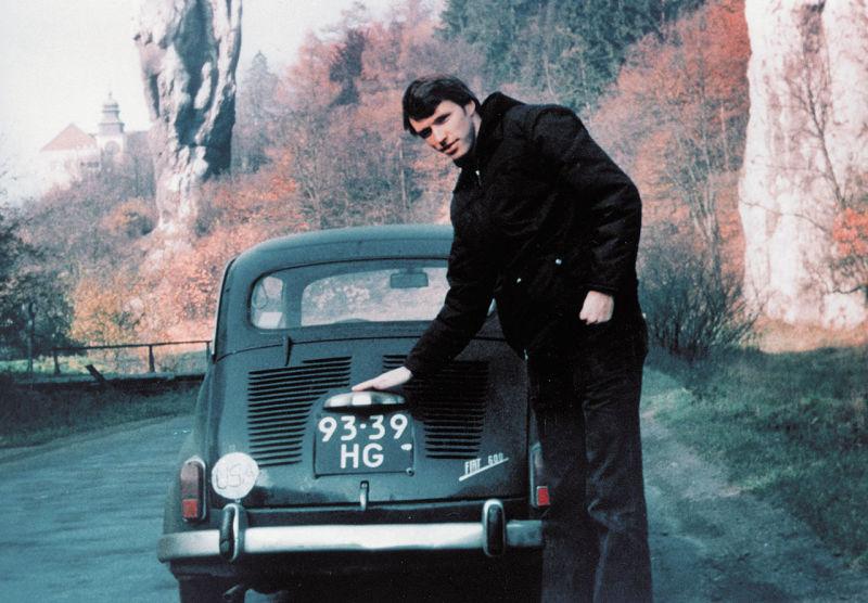 Leatherman Story: come una Fiat 600 scassata ispirò il coltello dei velisti Tim-leatherman-600