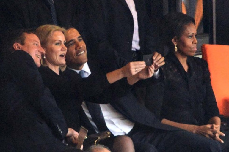 Il Selfie: moda/mania?!! Barack-obama-autoscatto-funerale-mandela-2-770x512
