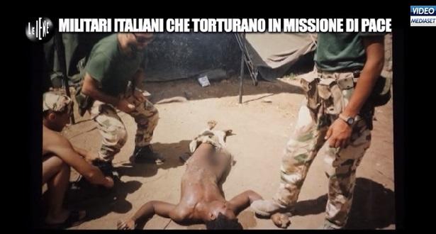 Al Sisi, il criminale che piace all'Occidente  Le-Iene-torture-militari-italiani-Nassiriya-10