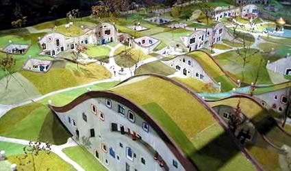 Architettura. Architettura_sostenibile_giardino_pensile_tetto_verde_copertura_2