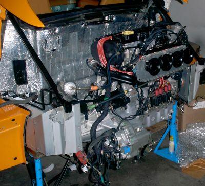 "Rover e Pg1 Restauro serio ""S1"" 400x362-images-myimages-motore-montato"