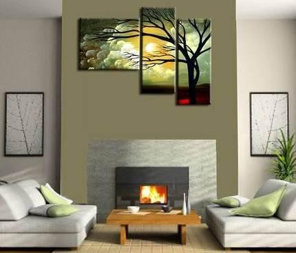 Картины для интерьера - Страница 3 Modern-paintings-in-the-interior