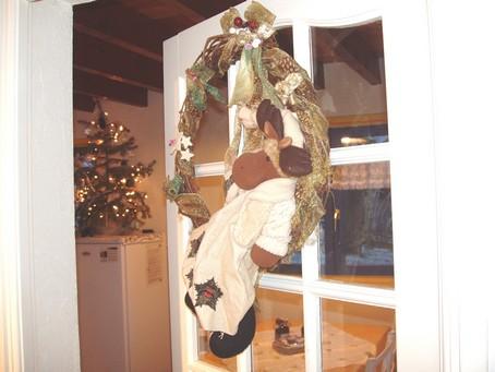 Décoration de Noël du gite Deco_noel