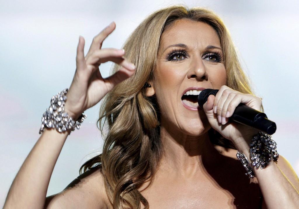 Celine Dion ( Selin Dion ) Celine-Dion