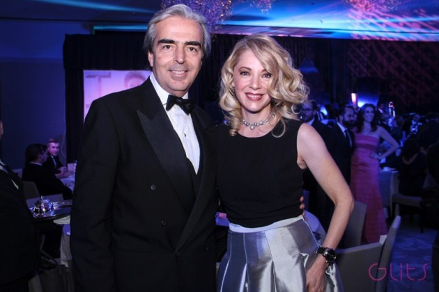 2014-10-30. [ FOTOS & NOTA ] Edith y Lorenzo en la gala previa al lanzamiento T Magazine México 73b419961ccb5e3b61a43d23b0f089e08ae97ad8