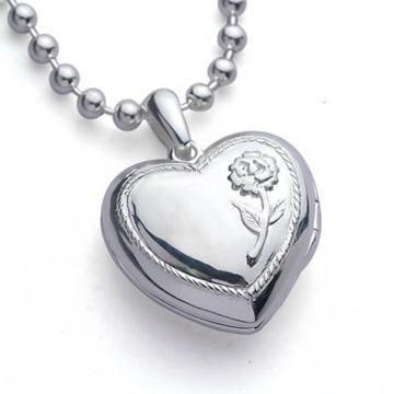 لي ما شرا يتنزه Silver_Necklace