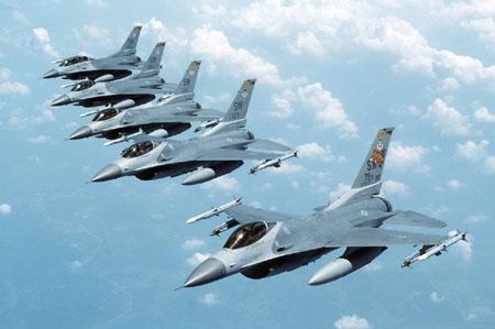 مفهوم الضربات الوقائية بالمنظور العسكرى F-16-6