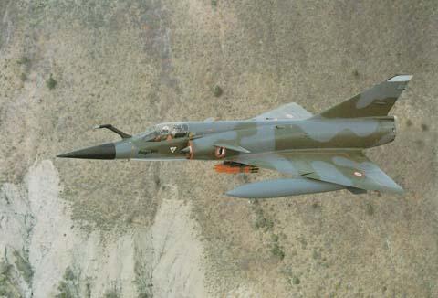 Bell X-1 - Quebramos a barreira do som !!! Mirage3_1