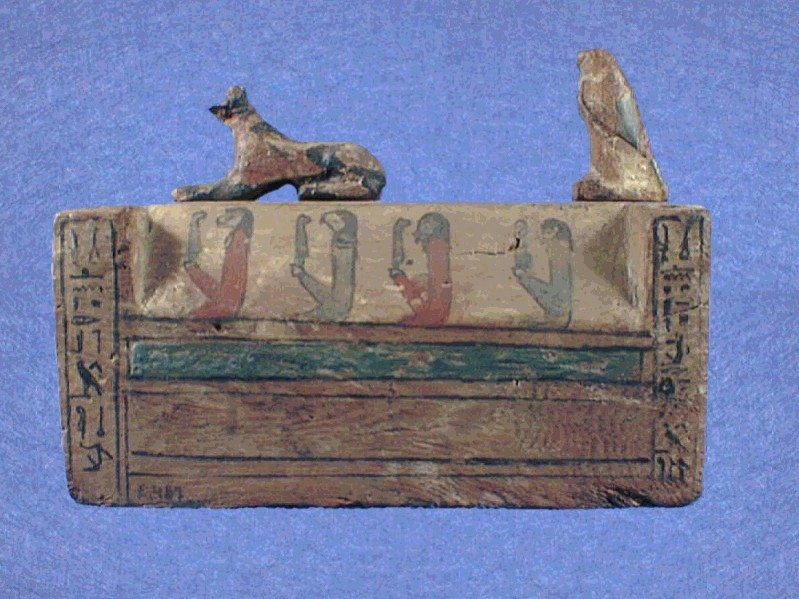 MINIATURE COFFIN  Bre.0487(4)