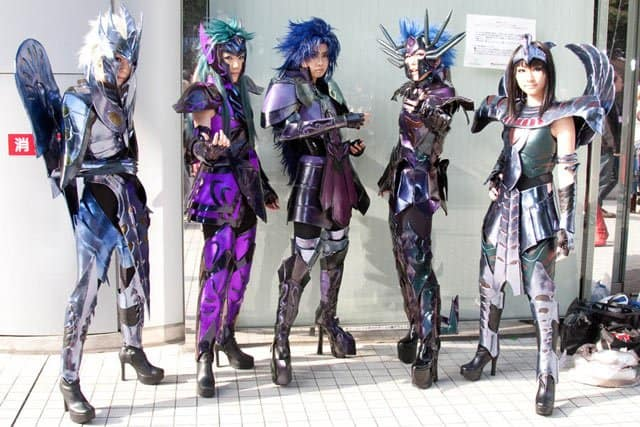 Cosplay au Japon. Le best of!!! - Page 2 Cosplay-and-top-photo