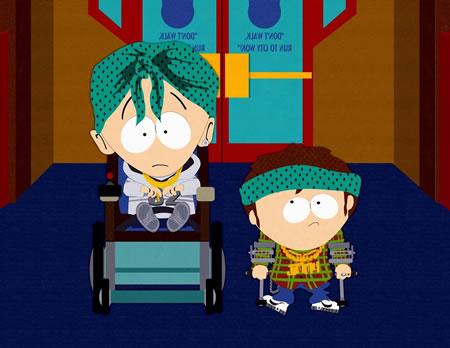 South Park Top 5 Jimmy Episodes  South_park_krazy_kripples