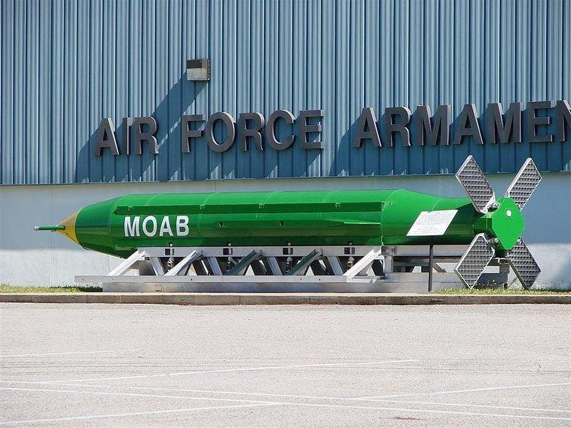 Guerra  y  presiones  contra Irán. Drones, EEUU, Israel...  - Página 2 MOAB%20AFAM