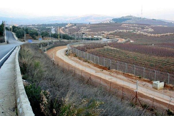 Clôtures israéliennes et palabres égyptiennes Cloture-dressee-a-la-frontiere-entre-le-liban-et-israel