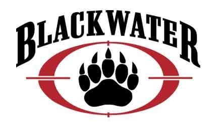الشركات العسكرية والأمنية الخاصة: أذرع طويلة لمهمات مختلفة  Blackwater-logo1