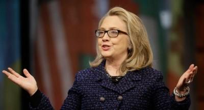 Irak et Syrie ou l'arnaque occidentale de l'EI  Hillary_clinton-400x216