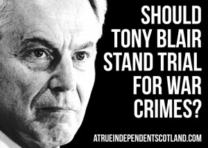 Tony Blair Heading for Handcuffs and a War Crimes Indictment? Blair-war-crimes-300x214