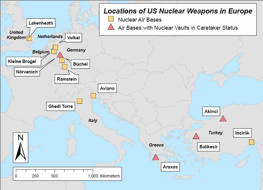 No Danger of Nuclear War? The Pentagon's Plan to Blow up the Planet  Nucleareurope