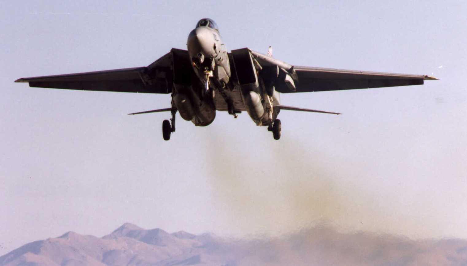 إف - 14 توم كات F-14-FALLONland