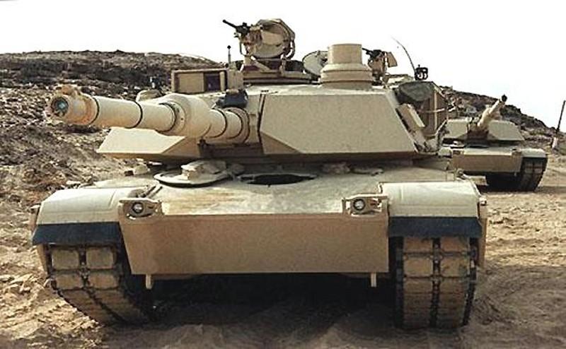 المسابقه الرمضانيه - القوات البرية - M1 Abrams M1a1-abrams0002