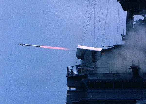 [missile] Rim-116 RAM Rolling Airframe Missile Ramlaunch-lha2-saipan