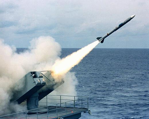 [missile] Rim-7 SeaSparrow Evolved Seasparrow-atsea39