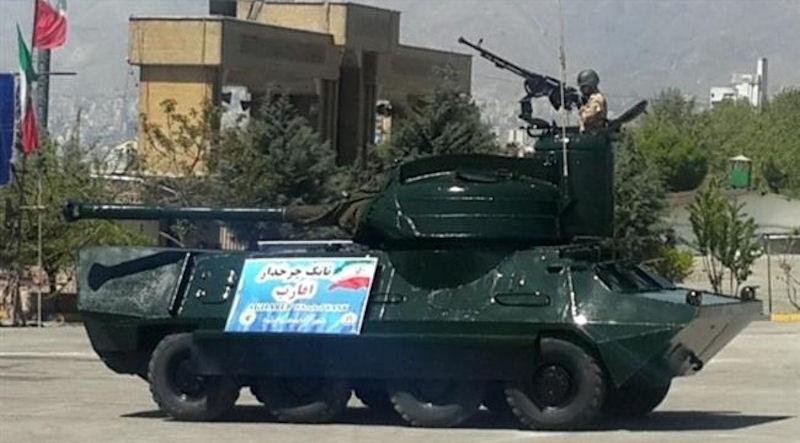 BTR-60 IRANÍ con TORRETA DE Patton...¡¡¡ Aqareb-image07