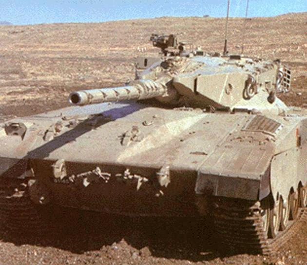 الصناعات الحربية الاسرائيلية Merkava