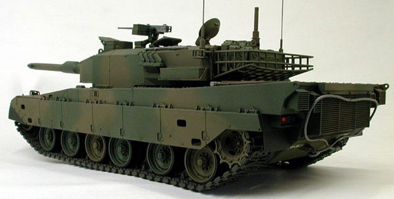 """LES """"MBT"""" Type-90_9"""