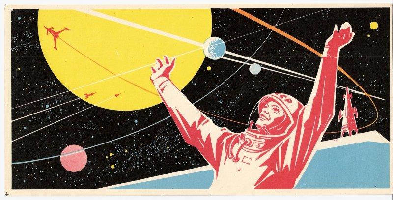 Cosmismo-ruso y Socialismo Cientifico TotheStars-matchbox-cover-1963