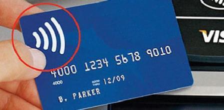 Carte bleue sans contact et sécurité Carte_NFC
