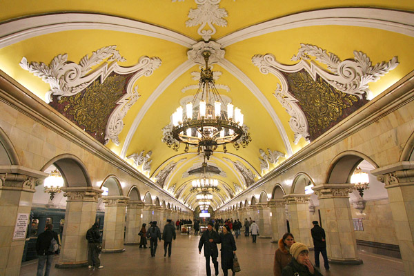 Najpoznatije svetske arhitekte Metro_moscow_1