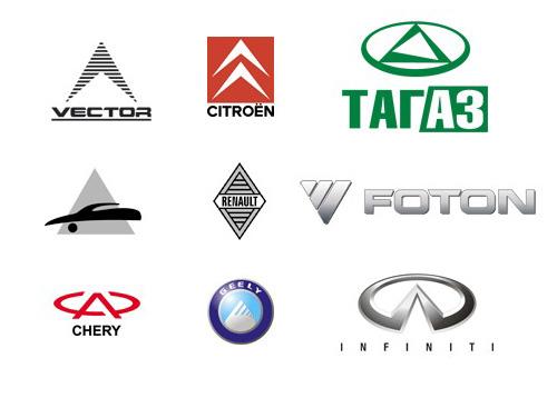 Авто-Логотипы. Интересные закономерности. Itog