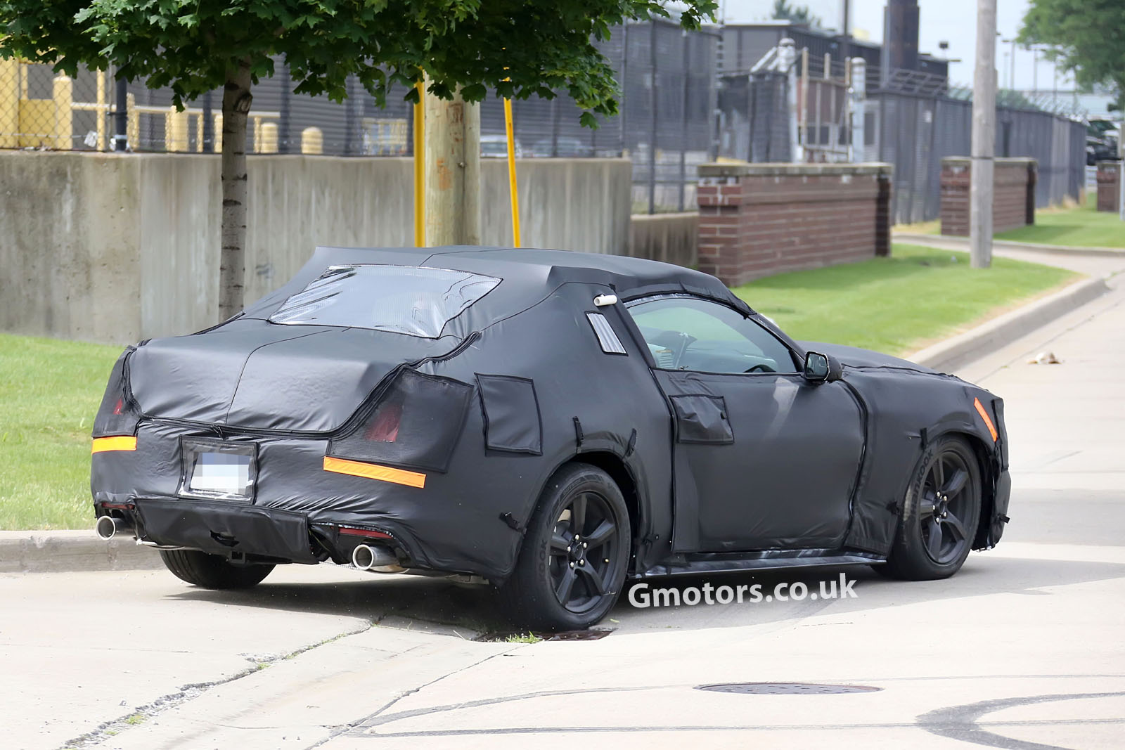 2014 - [Ford] Mustang VII - Page 3 2015-Ford-Mustang-prototype-3