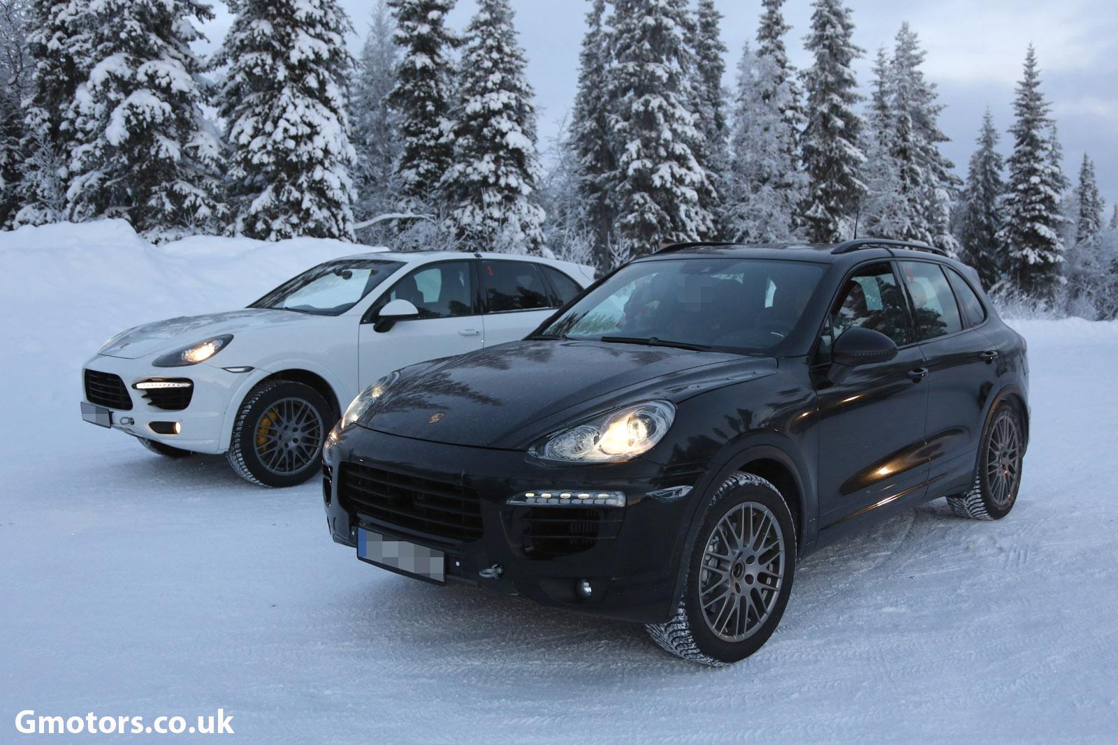 2014 - [Porsche] Cayenne Restylé [958] 2015-Porsche-Cayenne-11