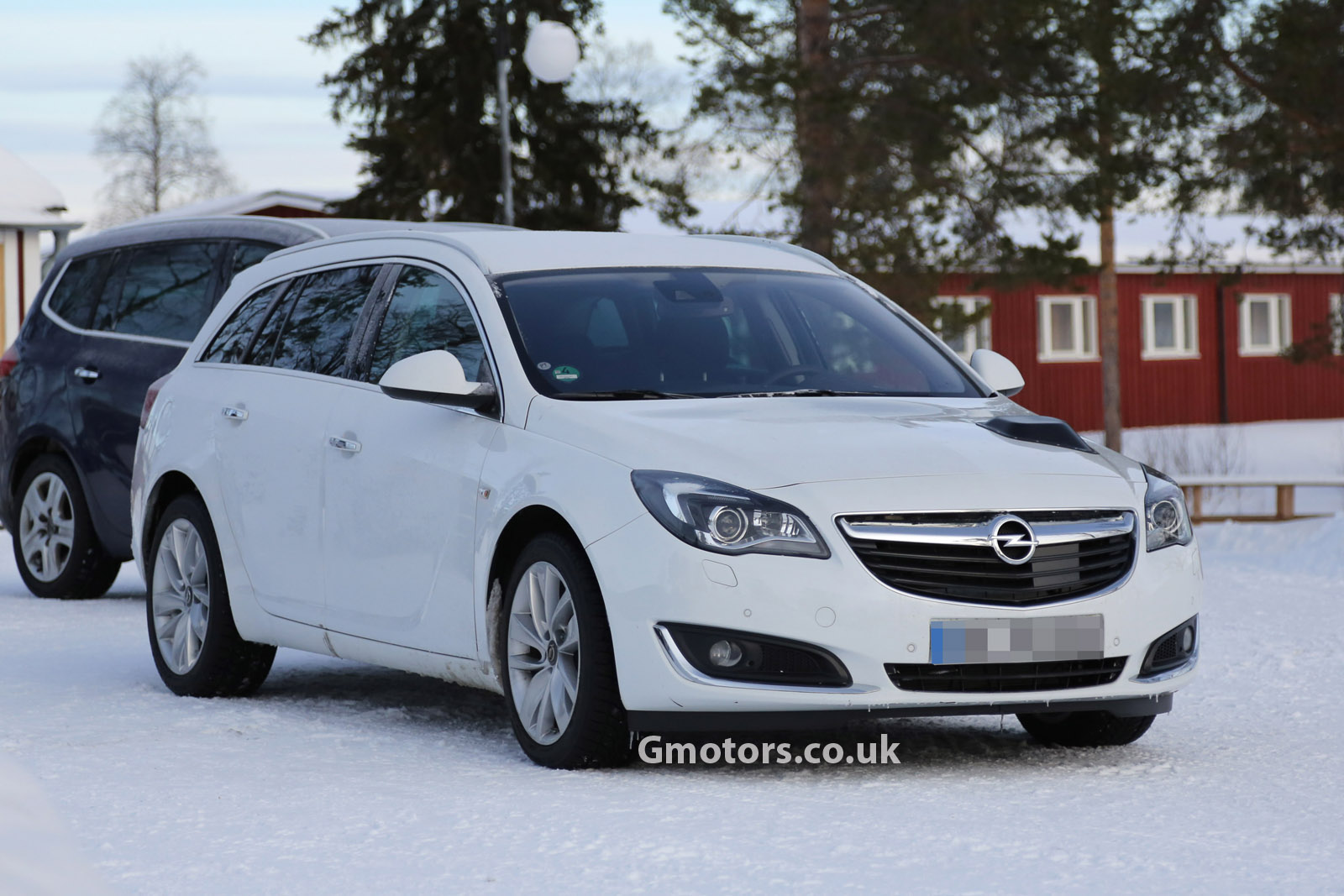2017 - [Opel] Insignia Grand Sport [E2JO] 2016-Vauxhall-Opel-Insignia-mule-5