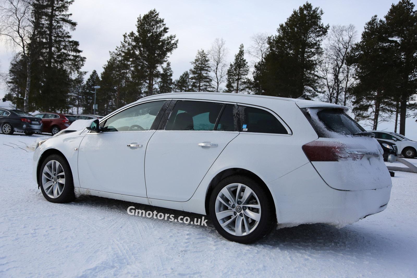 2017 - [Opel] Insignia Grand Sport [E2JO] 2016-Vauxhall-Opel-Insignia-mule-7