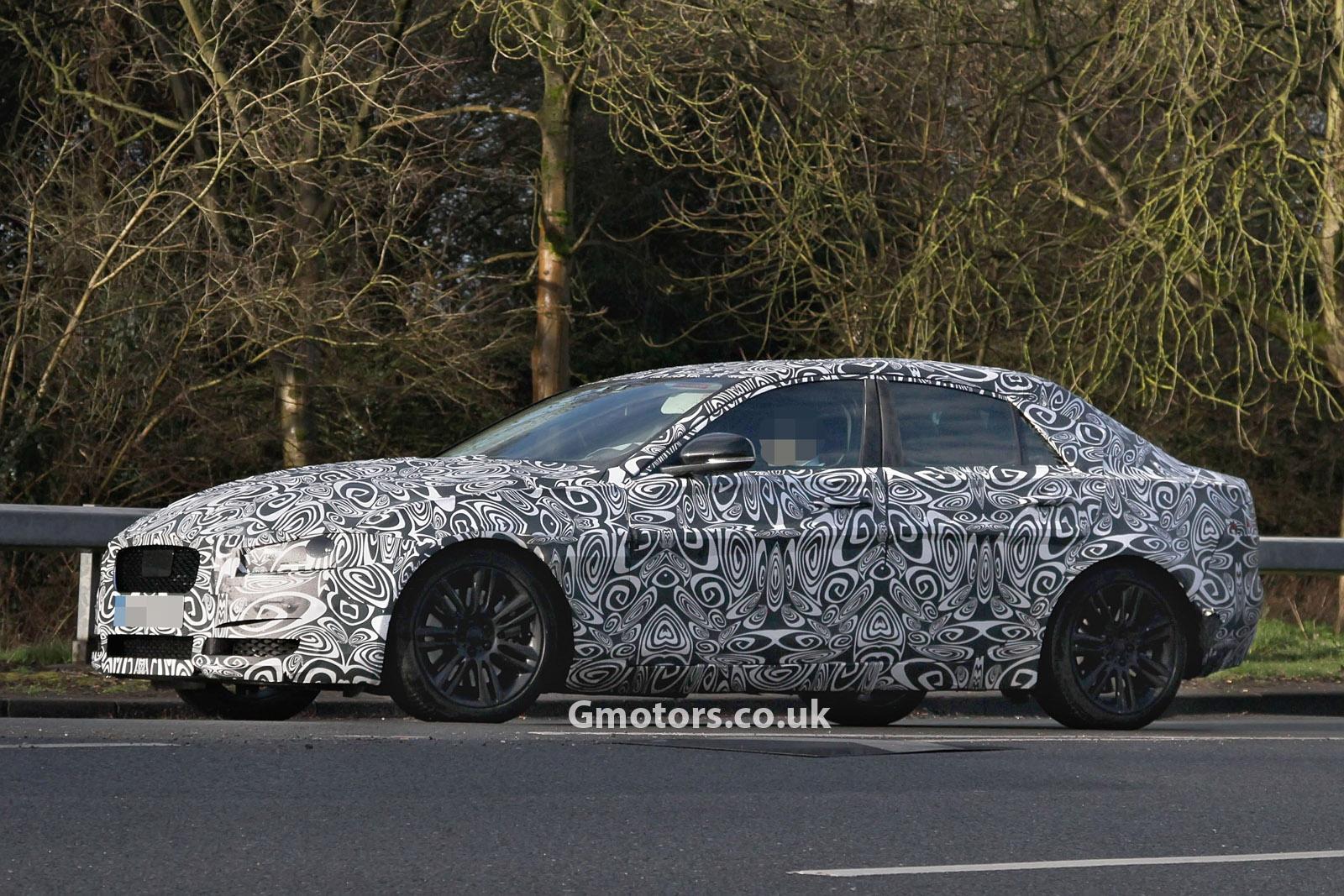 2014 - [Jaguar] XE [X760] - Page 4 2015-Jaguar-XS-front-side-2