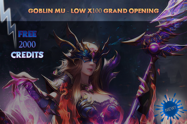 Goblin MU | x100 dynamic | Maximally Limited Shops X and Web | START 26 AUGUST 2000-4