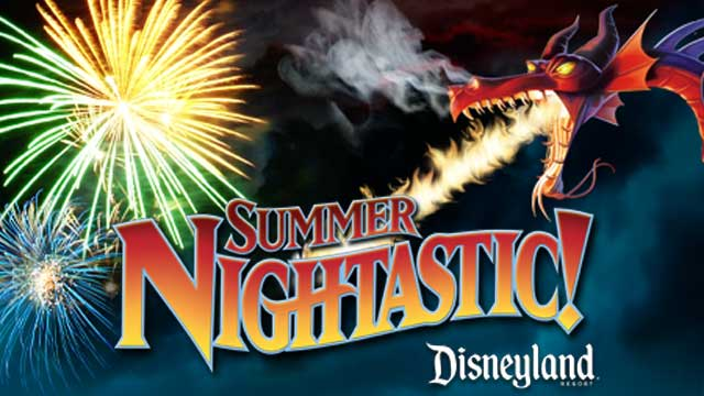 Disneyland's Summer Nightastic 2010 DisneylandSummerNightastic