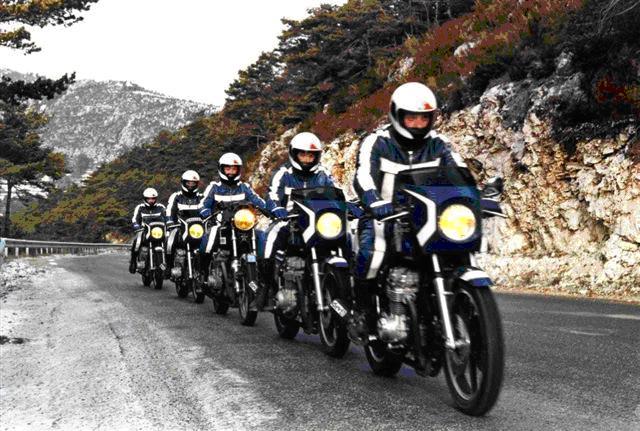 750 Godier-Genoud gendarmerie Moto-GG-Gendarmerie-750