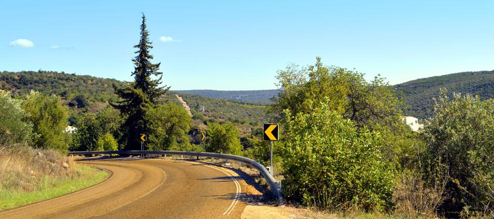 As melhores estradas para conduzir... em Portugal! Monchique