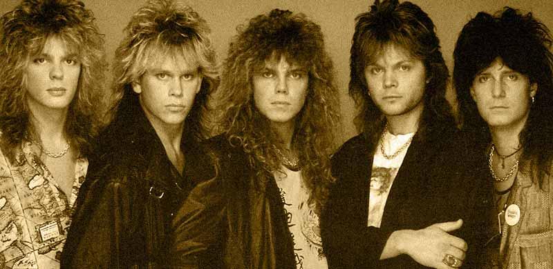 Mejores discos suecos Europe-rock-band-80s-music