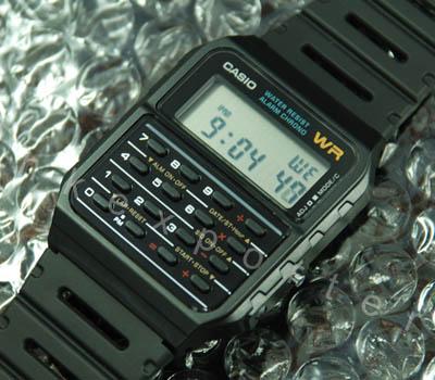 La montre du futur des années 80 CA53-01