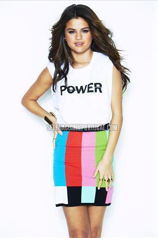 Selena Gomez. OuttakeSeventeen021