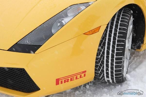 sculture de pneus hiver normal? Pirelli-sottozero-serie-2-lamborghini