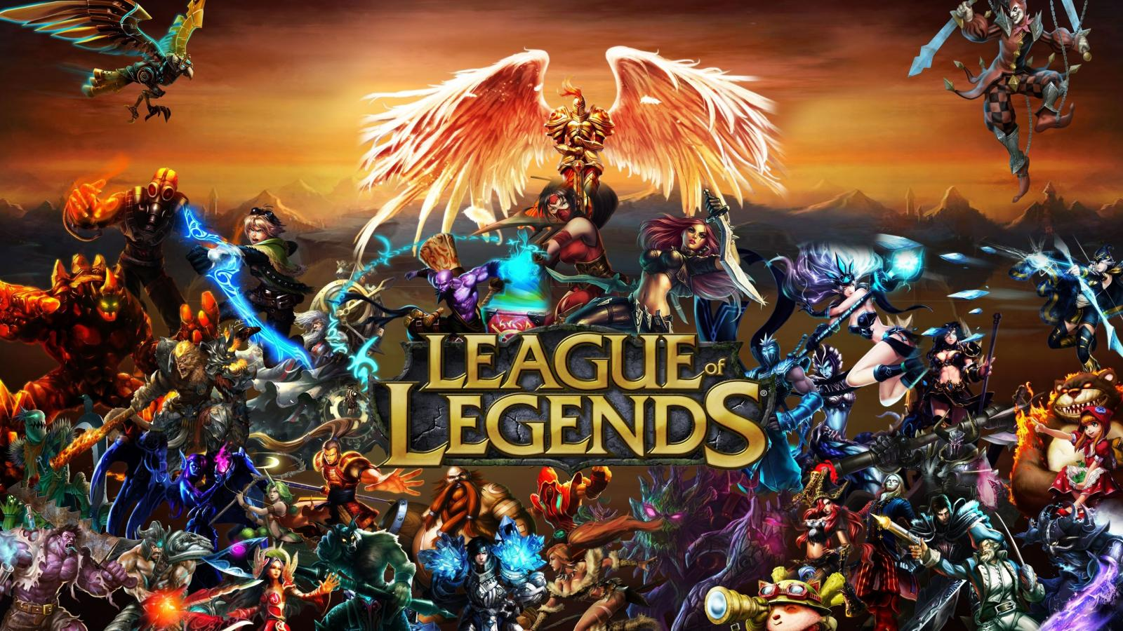 League of Legends Invocadores~ League-of-Legends-wide-900x16002
