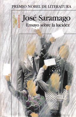 """""""Dios como problema"""" - texto de José Saramago - en los mensajes: """"Ensayo sobre la lucidez"""", libro del mismo autor del año 2004 y breve biografía de Saramago Ensayo_sobre_la_lucidez_400"""