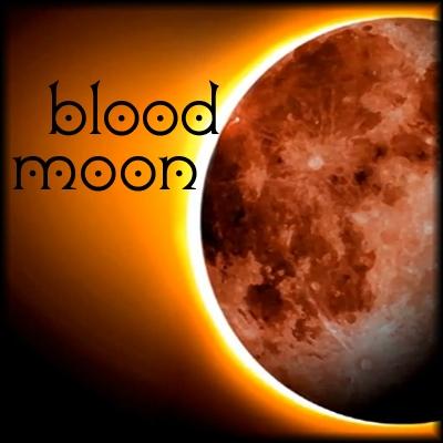 Powerful Blood Moon July 27, 2018 Total Lunar Eclipse GTV-BM-2T
