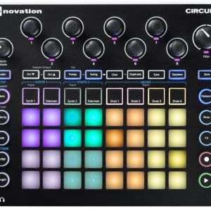 Goodymusic - News Dj Equipment/Home Studio 61350-novation-circuit-s