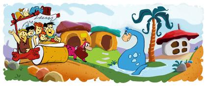 Hoy google se ha superado Flintstones10-hp